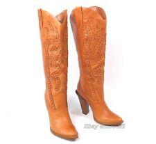 Jessica Simpson Abilene Cowboy Cowgirl Boots - Wmn's 10B Excellent Alan Western