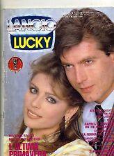 LUCKY # Mensile di Fotoromanzi - Anno XIX - N.220 # 21 Ottobre 1986 Lancio