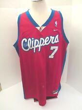 5a4f831da573f Los Angeles Clippers  7 Lamar Odom Vintage Nike Team 2XL +2 Length Sewn  Jersey