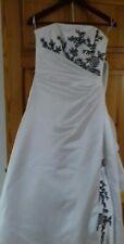 Wedding dress size 10 uk