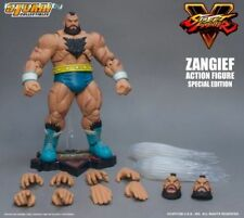 IN STOCK SHIP NOW - Storm Collectables Street Fighter V ZANGIEF SPECIAL EDITION!