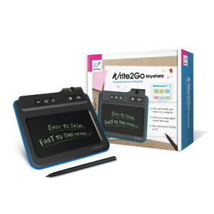 PenPower Write2Go Anywhere – Digital Memo Writing Tablet Signature Pad (Win/Mac)