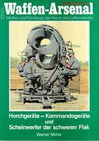 Zeitschrift Waffen-Arsenal Sonderband S-21, Horchgeräte Kommandogeräte
