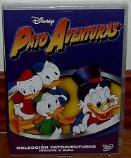 PATO AVENTURAS PACK 3 DVD DISNEY NUEVO PRECINTADO 20 EPISODIOS (SIN ABRIR) R2