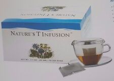 COLON CLEANSE NATURAL DETOXIFYING HERBAL NATURE'S T INFUSION UNICITY WEIGHT LOSS