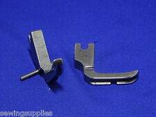 "NARROW 1/8"" RIGHT SIDE INDUSTRIAL SEWING MACHINE PIPING FOOT WORKS ON BROTHER +"