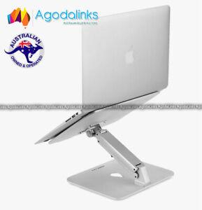 Aluminum Alloy Rotatable Height Adjustable Laptop Stand Desktop Holder Seraphic