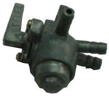 TRAC Moped Fuel Valve Fuel Shut Off Valve 2 Inlet
