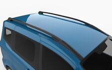 Ford Courier 2014-2015-2016-2017-2018-2019 Hawk Rail Bar Roof Rack Black