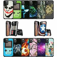 For Apple iPhone 11 PRO MAX (6.5) Slim Protective Dual Layer Cool Case