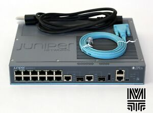 Juniper Networks EX2200-C-12T-2G 12GE Ports Gigabit Ethernet Switch