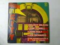 Reggae Hit City-Various Artists Vinyl LP LOVERS ROCK/DUB