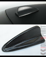 FOR SUBARU BRZ GT86 FT86/SCION FRS BLK SHARK FIN CARBON FIBER ROOF ANTENNA JDM