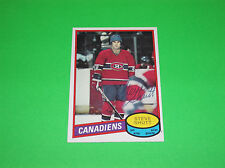 MONTREAL CANADIENS STEVE SHUTT 100 % AUTHENTIC AUTOGRAPHED OPC SPORTS CARD