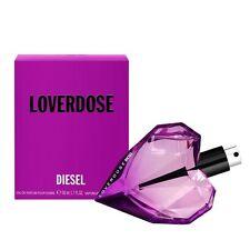 Diesel Loverdose Eau De Parfum 30ml (1 Fl.Oz EDP) NEW & CELLO SEALED
