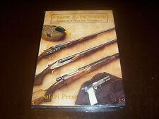 FRANK A. PACHMAYR America's Master Gunsmith Safari Press Collector Gun Book NEW