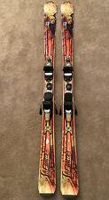 Nordica Infinite 162cm Skis With Nordica Exp 25 Adjustable Bindings