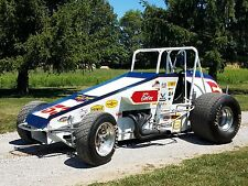 1981 King Machine #53 Silver Crown Dirt Champ Car