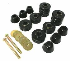 ENERGY SUSPENSION BODY CAB MOUNT BUSHING SET CHEVY C-20 C-30 K10 K20 K30 BLACK