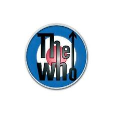 More details for official licensed - the who - target logo enamel pin badge mod daltrey rock