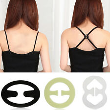 9 X Clips Perfect Shadow-Shaped Adjust Bra Buckle Strap Cleavage Control Clasp