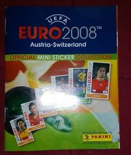 Panini Euro 2008 EM Partially Filled Mini Album
