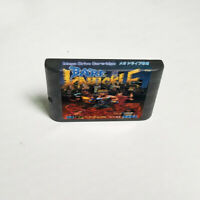 Bare Knuckle (1991) 16 bit Game Card For Sega Genesis / Mega Drive System