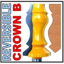 "1 pc 1/2"" Shank Reversible Crown Molding B Router Bit S"