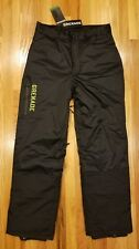 Grenade Men's Size S Grindhouse Snowboard Ski Pants Black PMGN111H THESPOT917