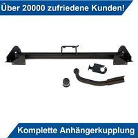 Für Peugeot 206 SW Break 02-06 Anhängerkupplung abnehmbar