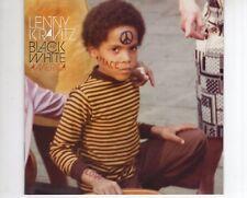 CD LENNY KRAVITZblack and white americaEX+ (A2339)