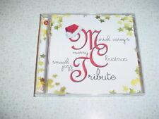 MARIAH CAREY MERRY CHRISTMAS CD SMOOTH JAZZ TRIBUTE 10 TRACKS 2007