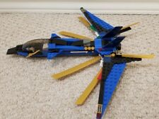 LEGO Ninjago Jay's Storm Fighter 9442 RISE OF THE SNAKES 2012 Building Blocks