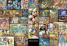 2000 piece jigsaw puzzle Art Collection Mickey Mouse51x73.5 Japan Import Toy
