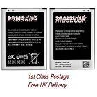 NEW BATTERY FOR Sam Galaxy S4 MINI GT-i9190 i9195 1900 mAh 1st class postage