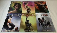 Stephen King Dark Tower TREACHERY comics #1 2 3 4 5 6 ~ FULL SET