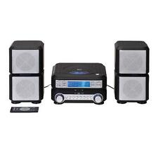 Etec EFL400 CD AM/FM Stereo System With Audio Input For MP3 Players