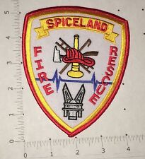 Spiceland Fire Rescue Patch - Indiana
