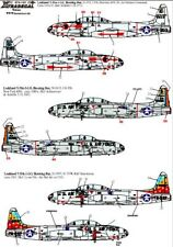 Xtradecal 1/72 T-33A/P-80C Shooting Star Part 2 # 72121