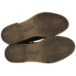 Comfortiva Womens Resee Brown Suede Casual Boots Shoes 8 Medium (B,M) BHFO 4551