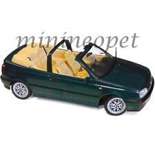 NOREV 188431 1995 95 VW VOLKSWAGEN GOLF CABRIOLET 1/18 DIECAST GREEN METALLIC