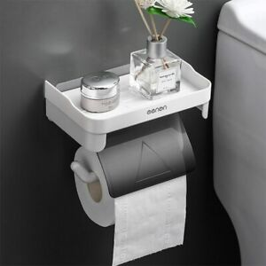 Kitchen Roll Paper Accessory Wall Mount Toilet Paper Holder Bathroom