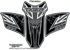 Triumph Tiger 800 2018 Motorcycle Tank Pad Protector Paint Protection Motografix