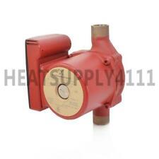 Up15 18b7 Bronze Circulator Pump 34 Sweat 125 Hp 115v