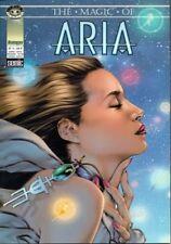 THE MAGIC OF ARIA 1 A 3 SERIE COMPLETE SEMIC IMAGE COMICS RARES AVALON STUDIO