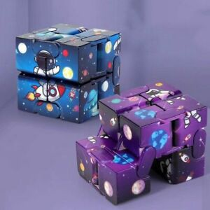 Funny Magic Cube Square  Puzzle Toys Children Adult Decompression Toy Gifts.
