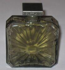 """Vintage Guerlain Vol De Nuit Baccarat Style Perfume Bottle & Stopper - 3"""" Ht"""