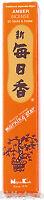 Nippon Kodo Morning Star - Incenso Giapponese - Ambra 50 Bastoncini + Porta