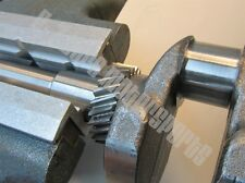 Lisle 48000 Aluminum Vise Jaw Pads Design for Holding Round or Hex Parts