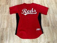 UXA Team Issued Cincinnati Reds Spring Training Jersey MLB